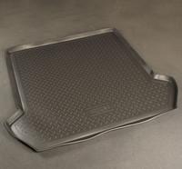 Коврик в багажник для Volvo XC90 (2002 -) чёрный NPL-P-96-90