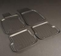 Коврики в салон для Audi A6 (2008 - 2011) NPL-Po-05-03