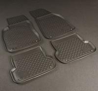 Коврики в салон для Audi A4 (2001 - 2007) NPL-Po-05-30