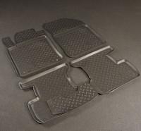 Коврики в салон для Citroen C3 (2010 -) NPL-Po-14-20