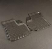 Коврики в салон для Fiat Doblo (2004 -) передние NPL-Po-21-41