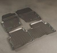 Коврики в салон для Land Rover Discovery 3/4 (2005/2010 -) NPL-Po-46-05