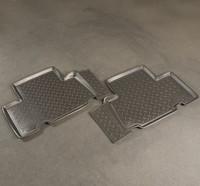 Коврики в салон для Toyota RAV4 3D (2009 -) задние NPL-Po-88-46
