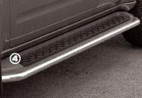 Защита штатных порогов d42 для Nissan Pathfinder 2008 (- 2009) NPTF.86.0649