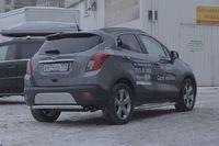 Защита задняя d60 для Opel Mokka (2012 -) OMOK.75.1664