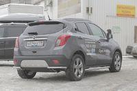 "Защита задняя ""уголки"" d42 для Opel Mokka (2012 -) OMOK.76.1665"