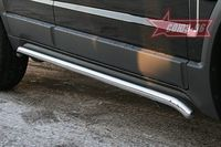"""Пороги """"труба"""" d42 для Opel Antara (2006 -) OPAN.80.0587"""