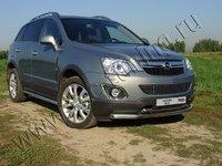 Защита передняя нижняя 60,3/42,4 мм для Opel Antara (2012 -) OPANT12-01