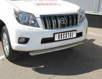 Защита переднего бампера d76 (дуга) для Toyota LC Prado 150 (2009 -) PNZ-000471