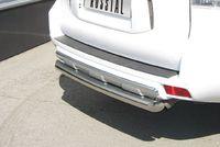 Защита заднего бампера d76 (Дуга) для Toyota LC Prado 150 (2009 -) PNZ-000480