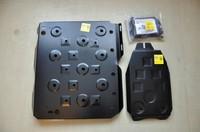 Защита картера двигателя и кпп для Cadillac SRX (2004 - 2009) Патриот PT.004