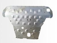 Защита бампера, картера двигателя и кпп для Renault Duster (2011 -) Патриот PTA.332