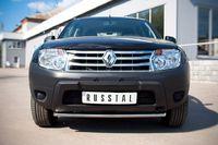 Защита переднего бампера d42 (дуга) для Renault Duster (2012 -) RD2Z-000436
