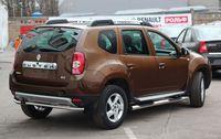 Защита задняя d42 для Renault Duster 4x4 (2012 -) RDUS.75.1449