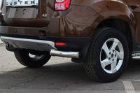 "Защита задняя ""уголки"" d76 для Renault Duster 4x4 (2012 -) RDUS.76.1448"