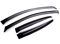 Дефлекторы окон для Chevrolet Aveo Седан (2003 -) SIM Dark SCHAVES0332