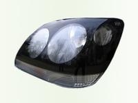 Защита передних фар для Lexus RX300 (1997 - 2003) SIM Dark Eyes SLRX3009724