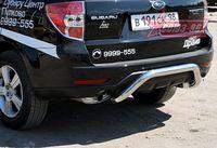 Защита задняя d60 для Subaru Forester (2008 -) SUFR.75.0694