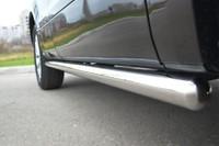 Пороги труба d63 (вариант 3) для Suzuki Grand Vitara 5D (2012  -) SVT-001094/3