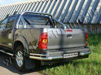 Защита кузова 76,1 мм для Toyota Hilux (2008 -) TOYHILUX10-05