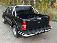 Защита кузова 76,1 мм для Toyota Hilux (2011 -) TOYHILUX12-09