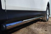 Пороги труба d76 (вариант 2) для  Toyota RAV4 Long (2009 -) TRLT-000150/2