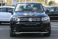 Защита переднего бампера d60 для Volkswagen Touareg (2010 -) VWTG.48.1190
