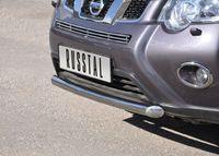 Защита переднего бампера d63 (дуга) для Nissan X-Trail (2011 -) XNZ-000960