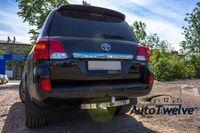 Фаркоп для Toyota Land Cruiser 200 (2007 -) Baltex Y-20aNM